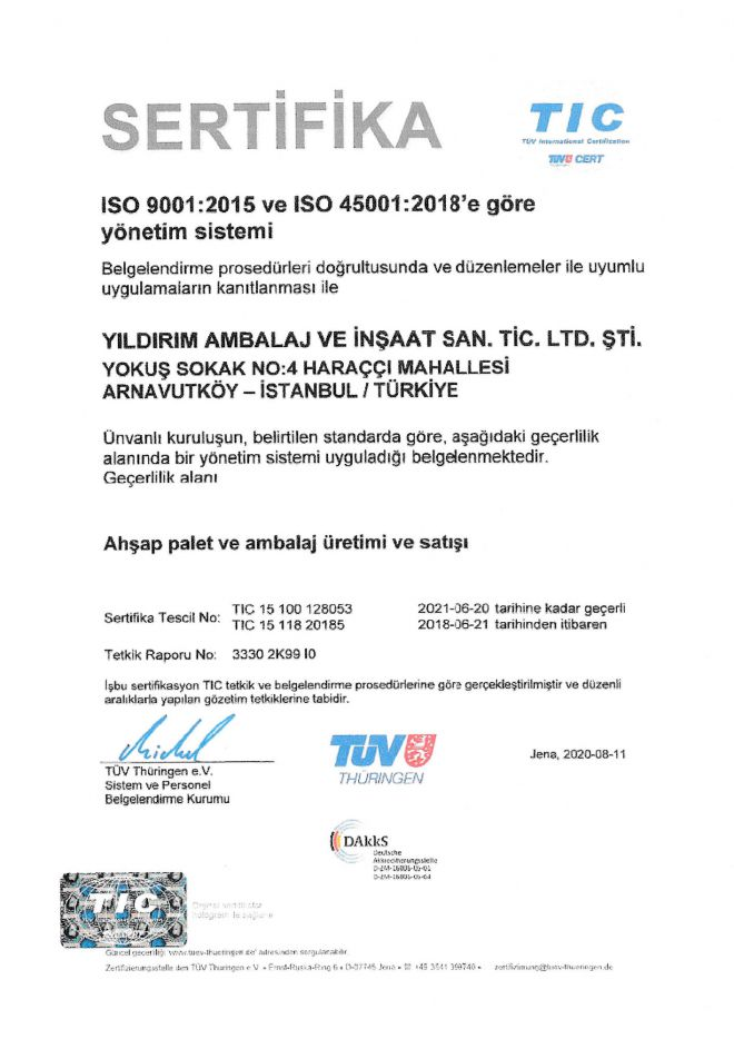 iso9001tr